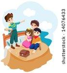 storytelling   vector | Shutterstock .eps vector #14076433