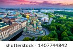 Saint Petersburg. Russia....