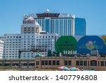 atlantic city  new jersey   may ...   Shutterstock . vector #1407796808