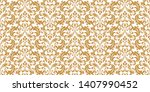 wallpaper in the style of... | Shutterstock .eps vector #1407990452