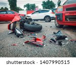 Motorcycle Bike Accident And...