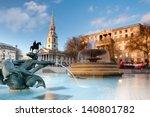 London  Fountain On The...