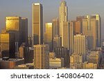 downtown los angeles  california | Shutterstock . vector #140806402