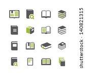 book | Shutterstock .eps vector #140821315