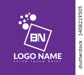 bn logo concept. designed for...