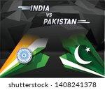 cricket championship banner... | Shutterstock .eps vector #1408241378