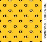 dental floss pattern seamless... | Shutterstock .eps vector #1408342682