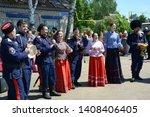 kazan  tatarstan   russia   05... | Shutterstock . vector #1408406405