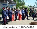 kazan  tatarstan   russia   05... | Shutterstock . vector #1408406408