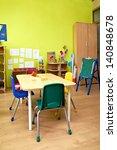 kindergarten preschool... | Shutterstock . vector #140848678