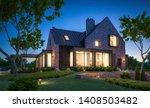 3d rendering of modern cozy... | Shutterstock . vector #1408503482
