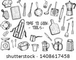 vector illustration of the... | Shutterstock .eps vector #1408617458