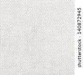 Small photo of Woven wool white fabric texture