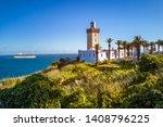 Cape Spartel Near Tangier ...