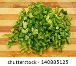 Pepper Sliced Vegetable