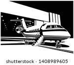 stylized vector illustration on ... | Shutterstock .eps vector #1408989605