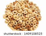 Close Up Of Multigrain Cereal...