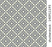 ornamental seamless pattern.... | Shutterstock .eps vector #140911195