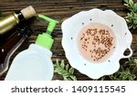 Small photo of Getting Rid of Gnats in Your House. get rid of the kitchen midge. recipe home traps. add wine or wine vinegar in a bowl and a few drops of soap. set instead of clusters.