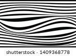 abstract wavy lines. vector... | Shutterstock .eps vector #1409368778