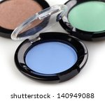 eye shadows in white background | Shutterstock . vector #140949088