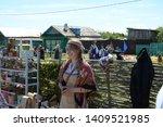 kazan  tatarstan   russia   05... | Shutterstock . vector #1409521985