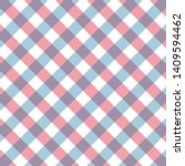 checkered blue and red... | Shutterstock .eps vector #1409594462