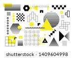 universal trend halftone...   Shutterstock .eps vector #1409604998