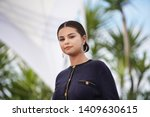 """Small photo of Selena Gomez attends the photocall for """"The Dead Don't Die"""" during the 72nd annual Cannes Film Festival on May 15, 2019 in Cannes, France."""