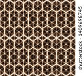 geometry classic repeat modern...   Shutterstock . vector #1409698745