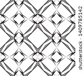 geometric seamless pattern ... | Shutterstock .eps vector #1409785142