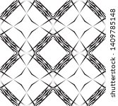 geometric seamless pattern ... | Shutterstock .eps vector #1409785148