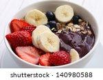 acai bowl | Shutterstock . vector #140980588