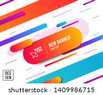 quick tips click line icon.... | Shutterstock .eps vector #1409986715