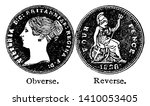 Fourpenny Piece Of Queen...