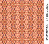 colorful seamless embroidery... | Shutterstock . vector #1410126032