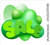 modern liquid  great design for ...   Shutterstock .eps vector #1410155558
