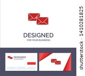 creative business card and logo ...   Shutterstock .eps vector #1410281825