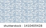 floral seamless pattern. lasy... | Shutterstock .eps vector #1410405428