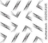 geometric seamless pattern ... | Shutterstock .eps vector #1410514145