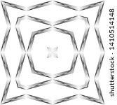 geometric seamless pattern ... | Shutterstock .eps vector #1410514148