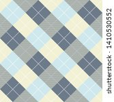 seamless checkered pattern of... | Shutterstock .eps vector #1410530552