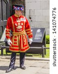 London   June 03  Beefeaters ...
