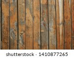 texture of old wooden fence... | Shutterstock . vector #1410877265