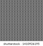 seamless pattern with line... | Shutterstock . vector #1410926195