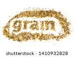 grains of different varieties... | Shutterstock . vector #1410932828