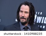 los angeles   may 15   keanu... | Shutterstock . vector #1410988235