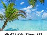 maldives | Shutterstock . vector #141114316