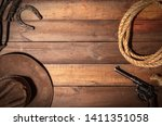 old classic wooden background... | Shutterstock . vector #1411351058