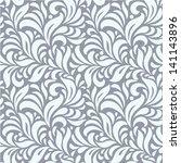 dark abstract seamless  pattern | Shutterstock .eps vector #141143896